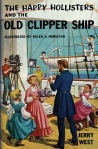 Old Clipper Ship Cover